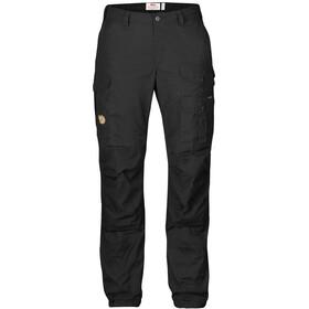 Fjällräven Vidda Pro Curved Pantalon Femme, black/black